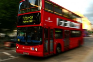 The 26, to Hackney Wick